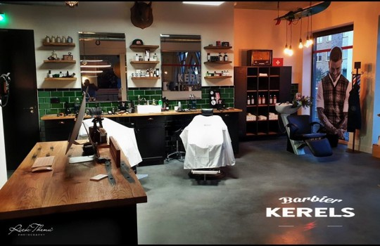 Barbier Kerels